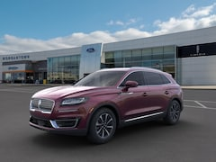 New 2020 Lincoln Nautilus Standard SUV for sale in Morgantown, WV