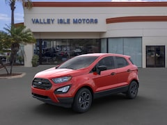 New Ford 2020 Ford EcoSport S SUV MAJ3S2FE7LC377388 in Kahului, HI