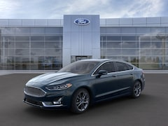 2020 Ford Fusion Hybrid Titanium Sedan for sale in yonkers