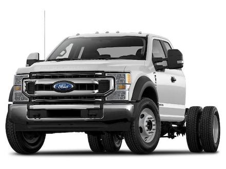 2021 Ford F-550SD XL Truck
