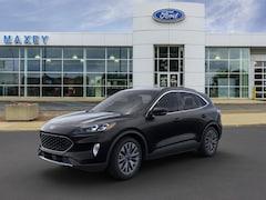 2020 Ford Escape Titanium SUV for sale in Detroit at Bob Maxey Ford Inc.