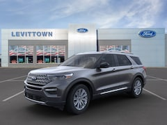 2020 Ford Explorer Limited Manager Demo SUV