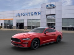 New 2020 Ford Mustang Ecoboost Premium EcoBoost Premium  Fastback for sale in Uniontown PA