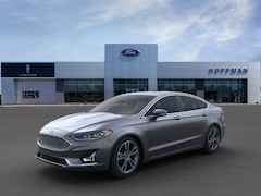 New 2020 Ford Fusion Titanium Sedan for sale in East Hartford, CT.