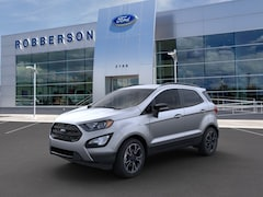 New 2020 Ford EcoSport SES SUV for Sale in Bend, OR