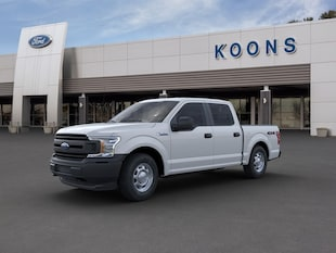 2019 Ford F-150 XL **SHOP ONLINE** **KOONS HOME DELIVERY**