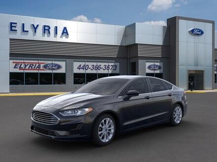 2020 Ford Fusion Hybrid SE Sedan