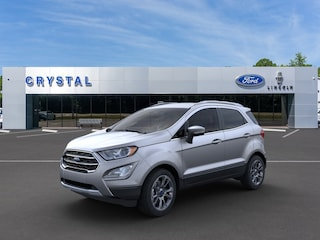 New 2020 Ford EcoSport Titanium SUV for Sale in Crystal River, FL