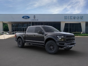 2019 Ford F-150 Raptor 4X4 Truck SuperCrew Cab