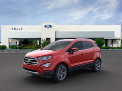 New Ford for sale 2020 Ford EcoSport Titanium SUV in Melbourne, FL