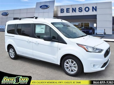 2020 Ford Transit Connect Wagon XLT XLT  LWB Mini-Van w/Rear Liftgate
