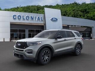 New 2020 Ford Explorer ST SUV in Danbury, CT