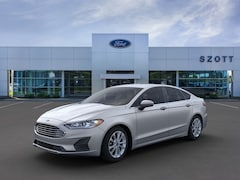 New 2020 Ford Fusion SE Sedan 3FA6P0HD4LR262563 in Holly, MI