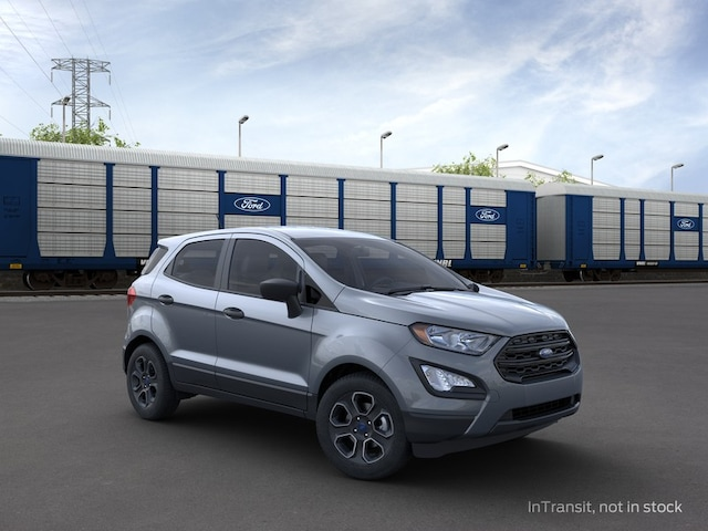 New 2019 Ford Ecosport Buffalo West Herr