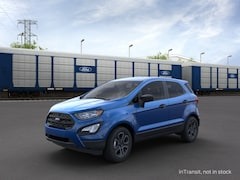 New 2020 Ford EcoSport S AWD S  Crossover for Sale in Uniontown, PA