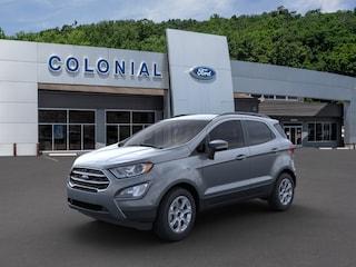 New 2020 Ford EcoSport SE SUV in Danbury, CT