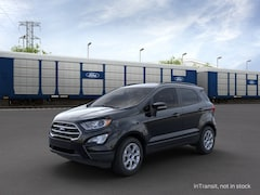 New 2020 Ford EcoSport SE SUV for sale in Abilene, TX
