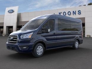 2020 Ford Transit-350 Passenger XLT Passenger Wagon Wagon Medium Roof Van