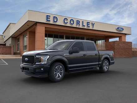 New 2019 Ford F-150 STX Truck for sale in Grants, NM