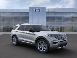 New 2020 Ford Explorer Platinum SUV in Getzville, NY