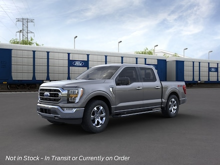 Featured New 2021 Ford F-150 XLT Truck for Sale in Columbus, MS