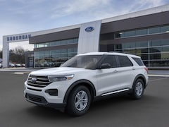 New 2020 Ford Explorer XLT SUV 202596 Waterford MI