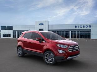 2020 Ford EcoSport Titanium SUV Intelligent 4 Wheel