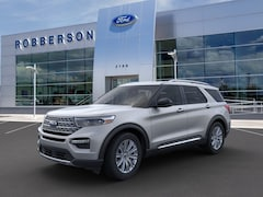 New 2020 Ford Explorer Limited SUV for Sale in Bend, OR