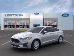 New 2020 Ford Fusion S Sedan 3FA6P0G77LR158404 in Long Island