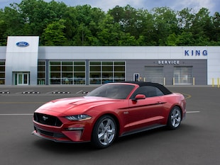 2019 Ford Mustang GT Premium Convertible 1FATP8FF8K5191245