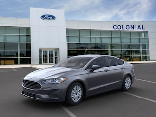 2020 Ford Fusion S FWD Car