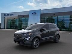 2020 Ford EcoSport SES Wagon