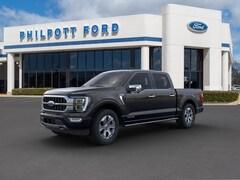 2021 Ford F-150 Platinum (Platinum 4WD SuperCrew 5.5 Box) Truck SuperCrew Cab