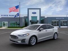 2020 Ford Fusion SE FWD Sedan