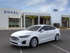 2020 Ford Fusion Hybrid SEL Sedan for sale in Jacksonville at Duval Ford