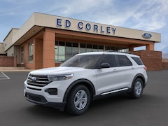 New 2020 Ford Explorer XLT SUV 1FMSK7DH3LGC81052 Gallup, NM