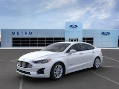 2019 Ford Fusion Hybrid Hybrid SEL Sedan