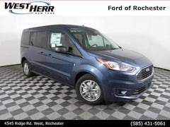 New 2020 Ford Transit Connect Commercial XLT Commercial-truck NM0GE9F27L1450639 in Rochester, New York, at West Herr Ford of Rochester