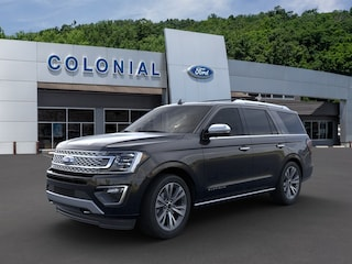 New 2020 Ford Expedition Platinum SUV in Danbury, CT