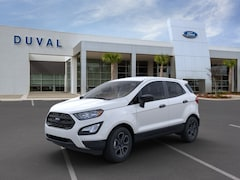 2020 Ford EcoSport S SUV for sale in Jacksonville at Duval Ford