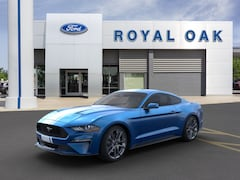 New 2020 Ford Mustang Ecoboost Premium Coupe in Royal Oak, MI