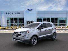 2020 Ford EcoSport Titanium SUV MAJ6S3KL6LC362758