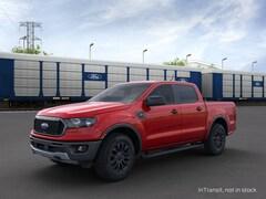 2020 Ford Ranger 4WD XLT Supercrew Short Box Truck