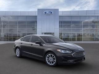 New 2020 Ford Fusion SE Sedan in Hamburg, NY