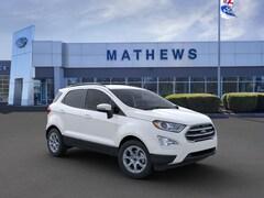 2020 Ford EcoSport SE SUV MAJ6S3GLXLC388434
