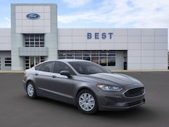 New 2020 Ford Fusion S Sedan Nashua, NH