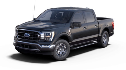 2021 Ford F-150 XLT Crew Truck