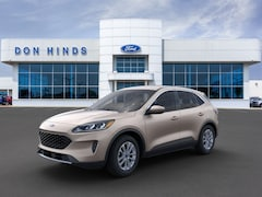 New 2020 Ford Escape SE SE AWD in Fishers, IN