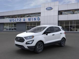New 2020 Ford EcoSport S SUV MAJ6S3FL5LC383045 in Heidelberg, PA