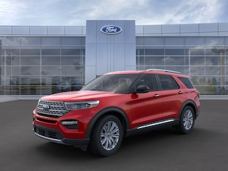 2020 Ford Explorer Limited RWD SUV
